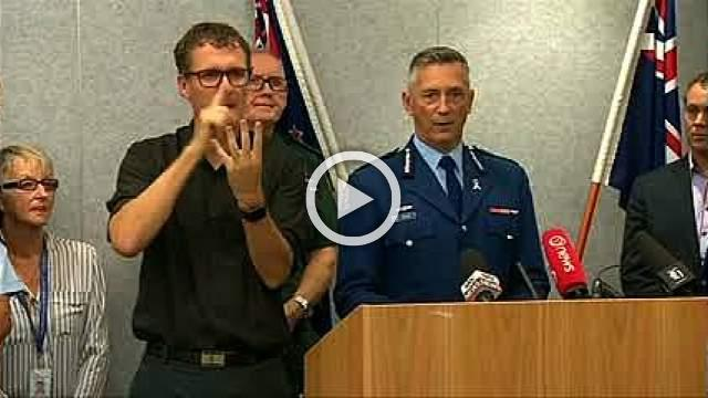 New Zealand police remaining 'highly vigilant and highly visible' after mosque shootings