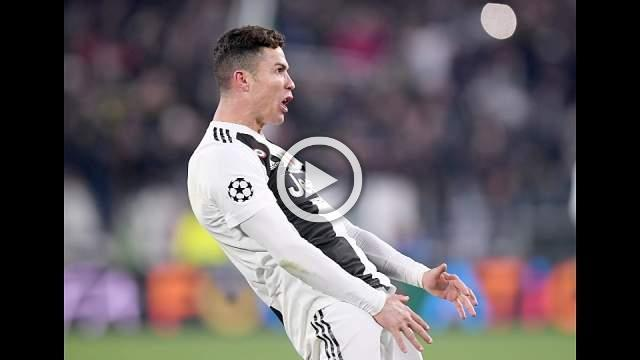 Ronaldo to face disciplinary action over celebration gesture
