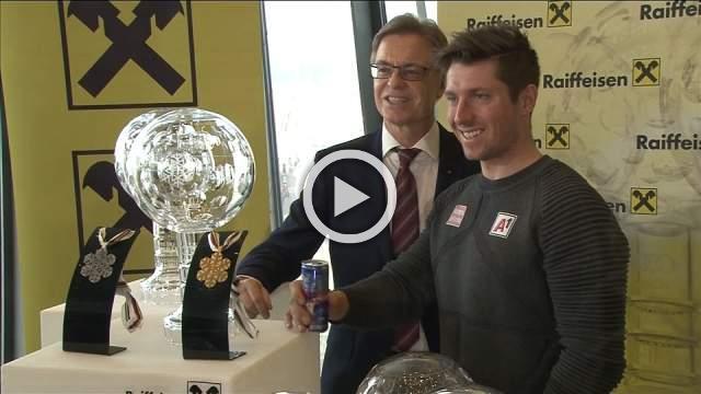 Ski champion Hirscher delays decision on professional future