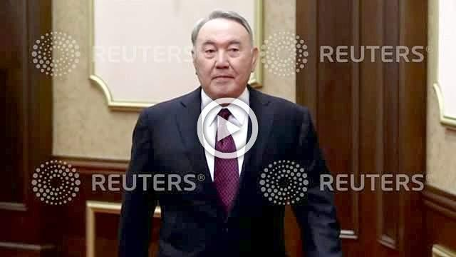 New Kazakh leader hands Nazarbayev's daughter key post