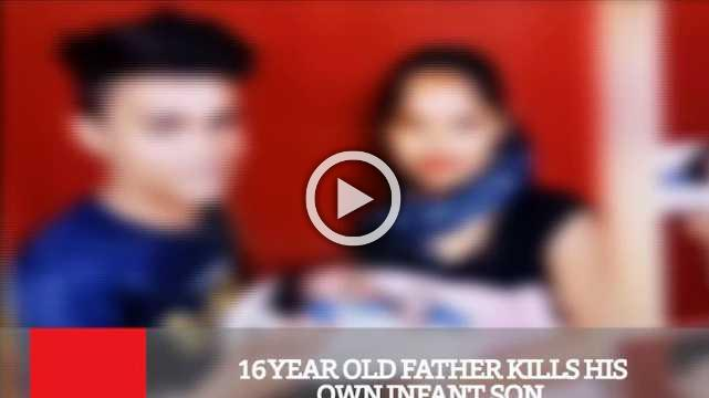 16 Year Old Father Kills His Own Infant Son