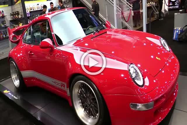1995 Porsche 911 Gunther Werks 400R Walkaround Part I