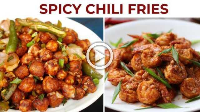 Spicy Chili Fries