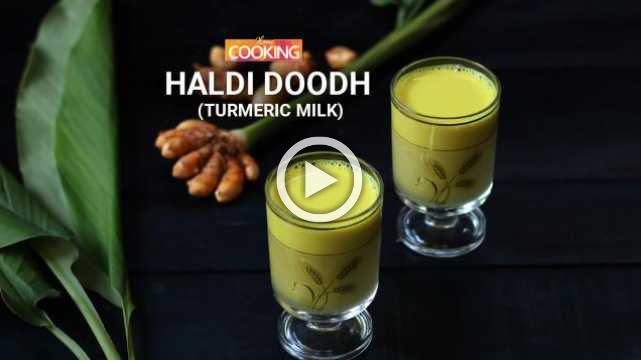 Haldi Doodh