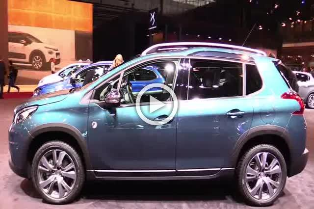 2017 peugeot 2008 crossway 1 2 110hp walkaround part ii. Black Bedroom Furniture Sets. Home Design Ideas
