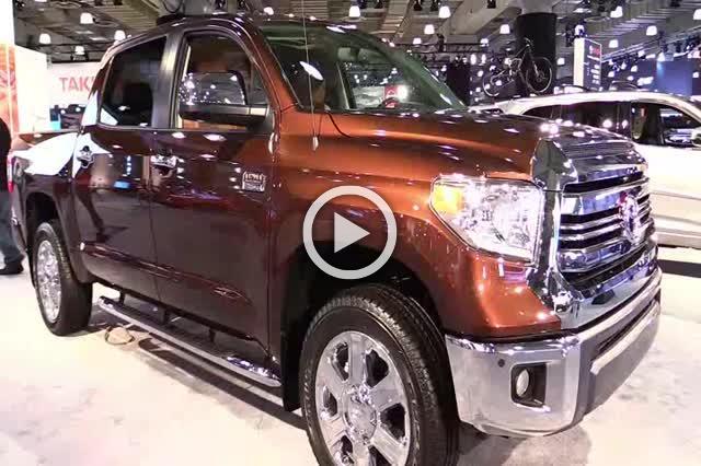 2017 Toyota Tundra 1794 Edition Exterior And Interior Walkaround Part Ii