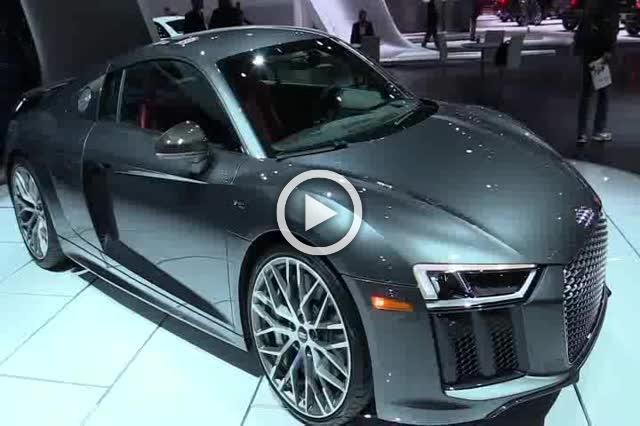 2018 Audi R8 V10 Plus Exterior And Interior Walkaround Part Ii