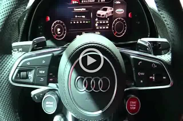 2018 Audi R8 V10 Plus Exterior and Interior Walkaround Part I