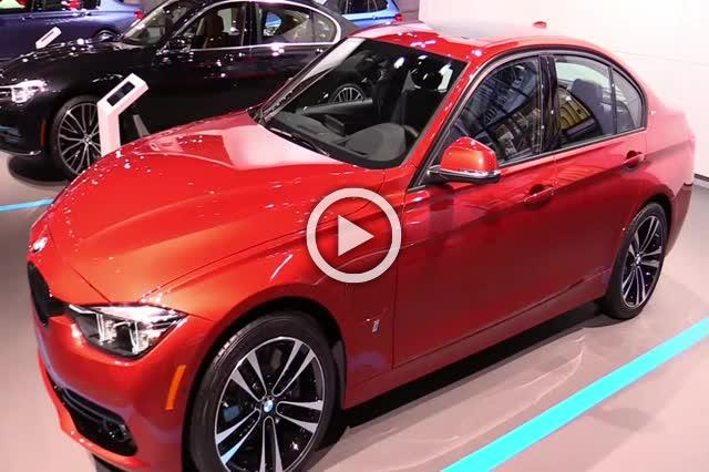 2018 BMW 330e xDrive iPerformance Exterior and Interior Walkaround Part II