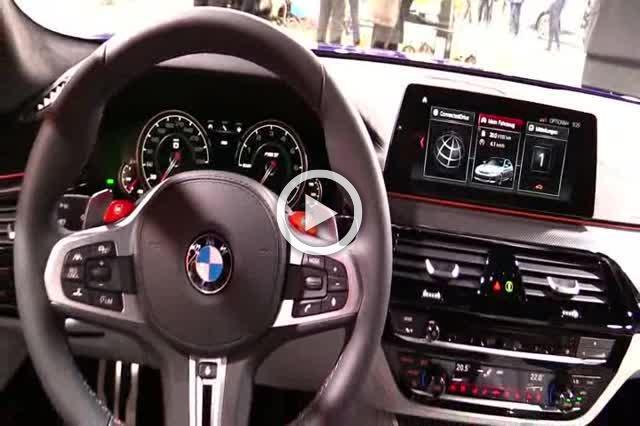 2018 BMW M5 Exterior and Interior Walkaround Part I