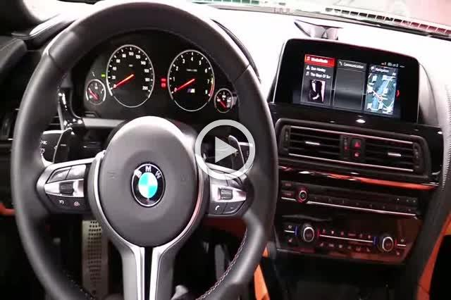 2018 BMW M6 Gran Coupe Exterior and Interior Walkaround Part III