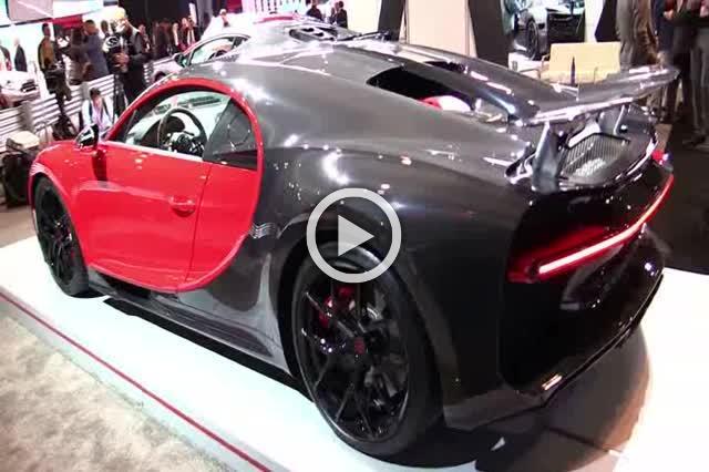 2018 Bugatti Chiron Sport Exterior Walkaround Part I