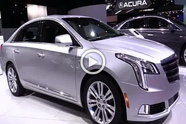 2018 Cadillac XTS Exterior and Interior Walkaround Part I