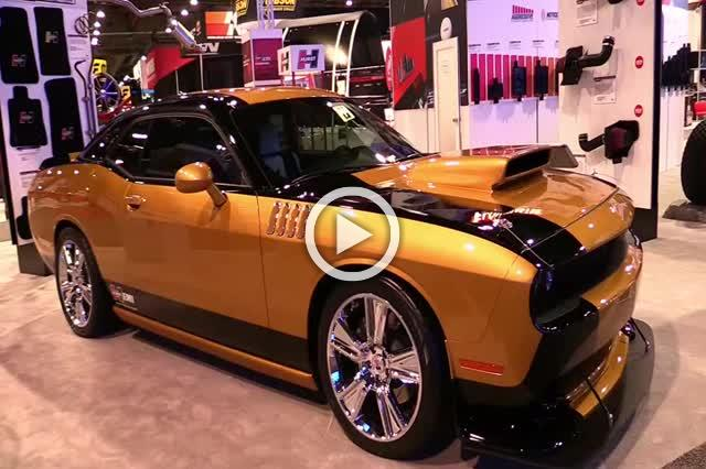 2018 Dodge Challenger Hurst Heritage by GSS HEMI Classic Part II