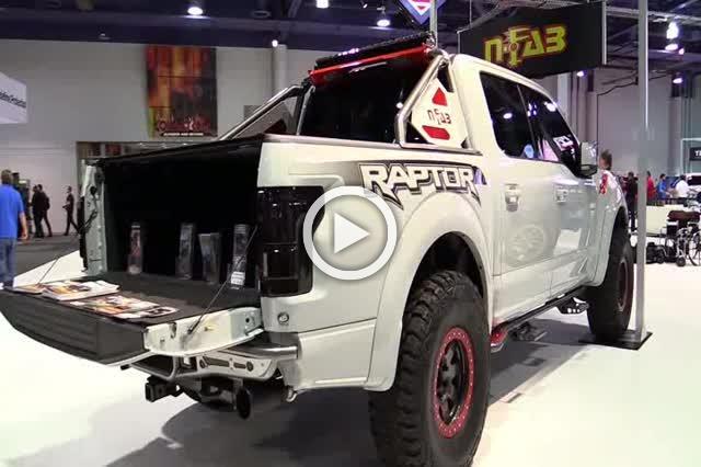 2018 Ford F150 Raptor n Fab Accessorized Walkaround Part II