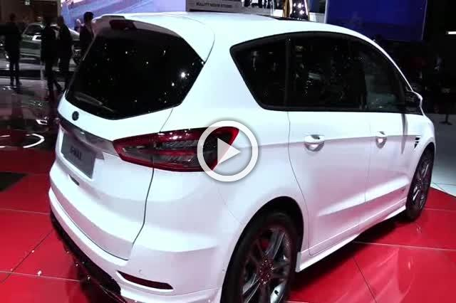 2018 Ford S-Max Diesel Exterior and Interior Walkaround Part I