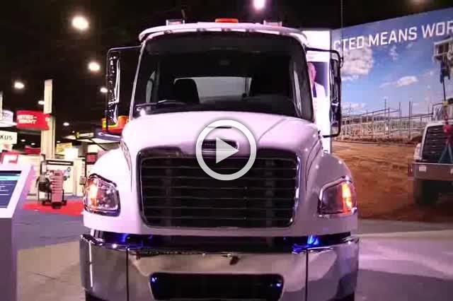 2018 Freightliner M12 106 Conventional Service Truck Walkaround Part II