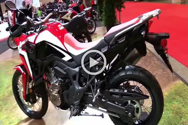2018 Honda Africa Twin Walkaround Part II