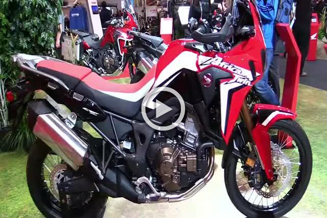 2018 Honda Africa Twin Walkaround Part I