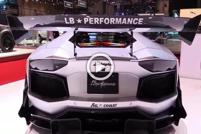 2018 Lamborghini Aventador Liberty Walkaround Part III