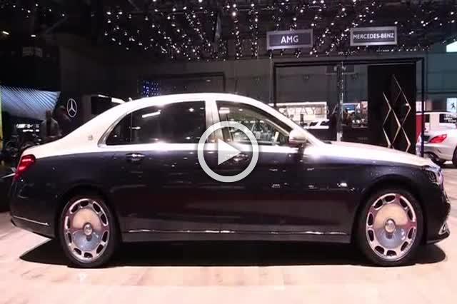 2018 Mercedes Maybach S650 Exterior and Interior Walkaround Part II