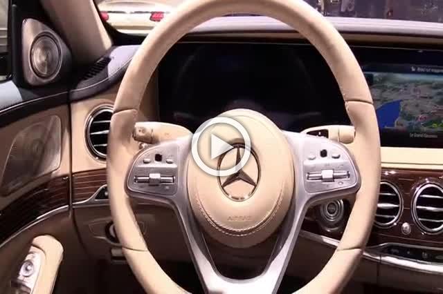 2018 Mercedes Maybach S650 Exterior and Interior Walkaround Part III