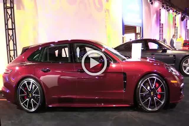 2018 Porsche Panamera Turbo Sport Turismo Part I