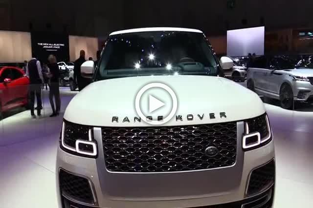 2018 Range Rover SV Coupe Walkaround Part III