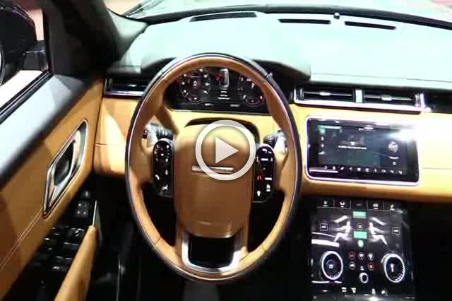 2018 Range Rover Velar P380 HSE Exterior and Interior Walkaround Part II