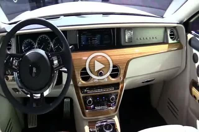 2018 Rolls Royce Phantom Exterior and Interior Walkaround Part II
