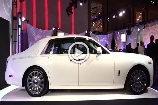 2018 Rolls Royce Phantom Exterior and Interior Walkaround Part I
