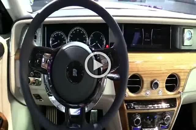 2018 Rolls Royce Phantom Exterior and Interior Walkaround Part III