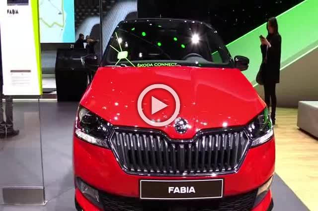 2018 Skoda Fabia Exterior and Interior Walkaround Part II