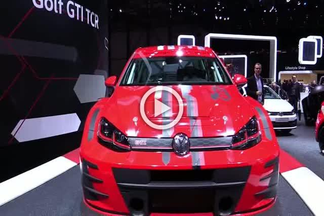 2018 Volkswagen Golf GTI TCR Touring Car Racing Walkaround Part I