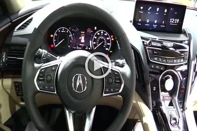 2019 Acura RDX Exterior and Interior Walkaround Part II