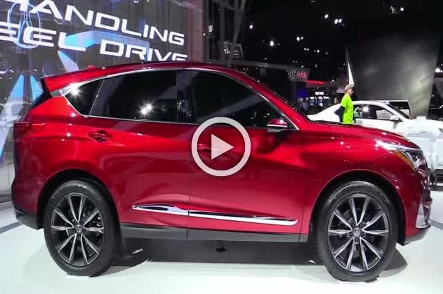 2019 Acura RDX Exterior and Interior Walkaround Part II
