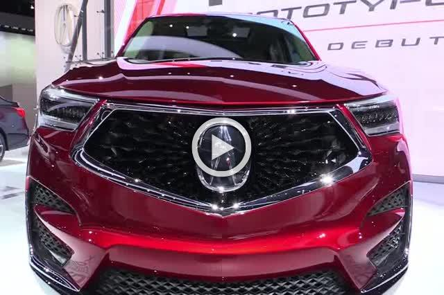 2019 Acura RDX Exterior and Interior Walkaround Part I