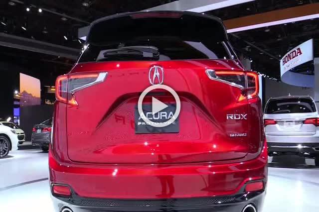 2019 Acura RDX Exterior and Interior Walkaround Part I