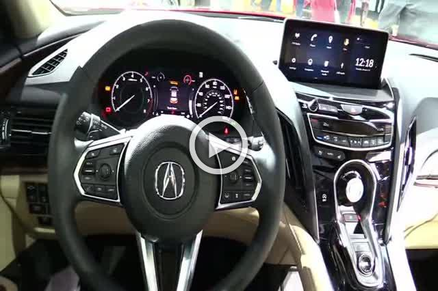 2019 Acura RDX Exterior and Interior Walkaround Part III