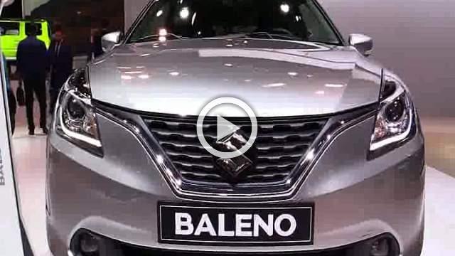 2019 Suzuki Baleno Hybrid Exterior and Interior Walkaround Part I