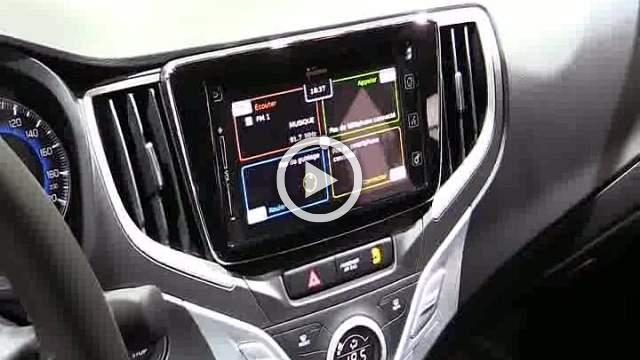 2019 Suzuki Baleno Hybrid Exterior and Interior Walkaround Part II