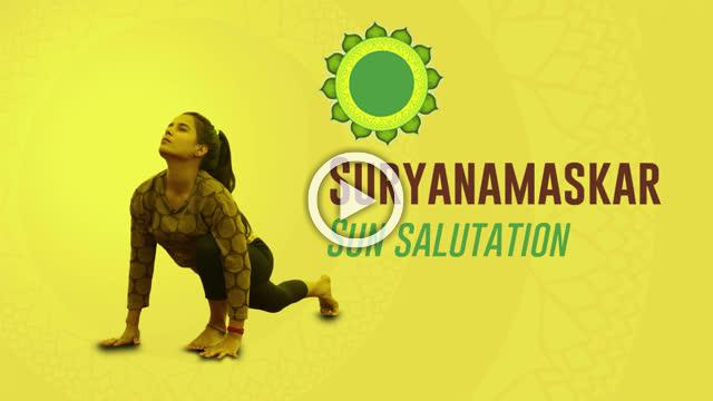 Suryanamaskar Part I