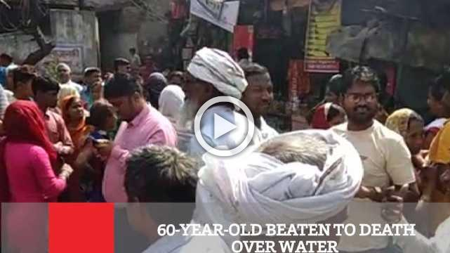 60 Year Old Man Beaten To Death Over Water