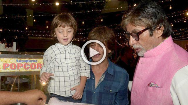 Abram's Love For Candy Floss At Aradhya's B'day Bash Wins Internet Mumbai
