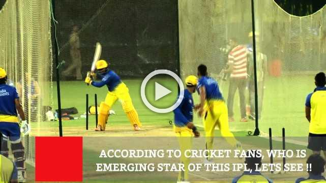 According To Cricket Fans, Who Is Emerging Star Of This IPL, Lets See !!