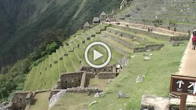 Adventure in Machu Picchu Peru Part II