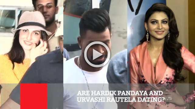 Are Hardik Pandaya And Urvashi Rautela Dating ?