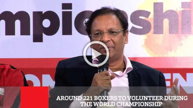 Around 221 Boxers To Volunteer During The World Championship