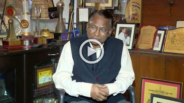 Ashok Kumar Narrates About The Young And Strong Vivek Sagar
