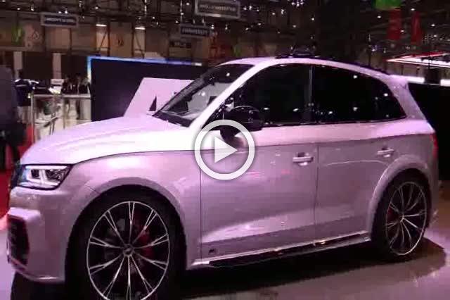 Audi ABT SQ5 425hp Exterior and Interior Walkaround Part I